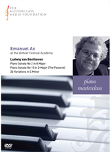 Emanuel Ax: Beethoven - Piano Sonatas and Variations (MMF 2-031)