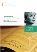 Joan Rodgers: Various - Singing Masterclass (MMF 020)