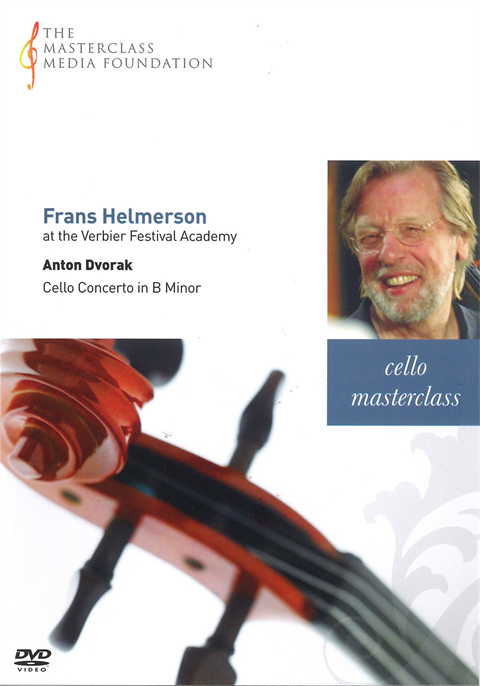 Frans Helmerson: Dvořák - Cello Concerto in B Minor (MMF 009)