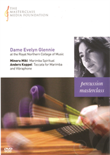 Dame Evelyn Glennie: Various - Percussion Masterclass (MMF 015)