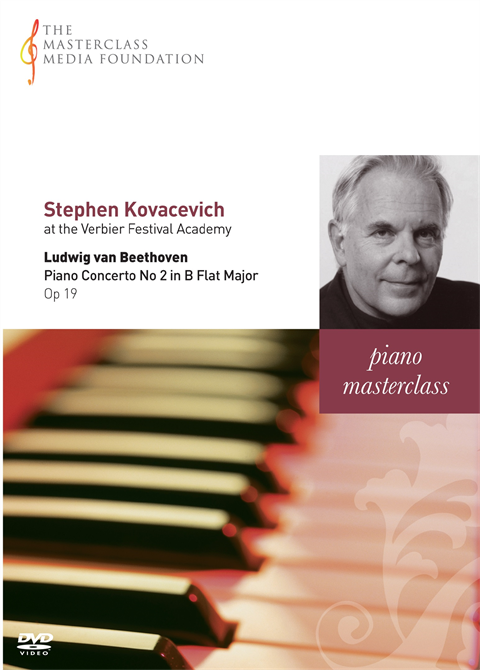 Stephen Kovacevich: Beethoven - Piano Concerto No 2 (MMF-036)