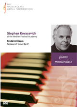 Stephen Kovacevich: Chopin - Fantasy in F minor Op 49 (MMF 2-033)