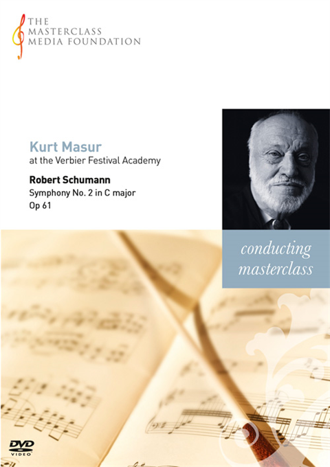 Kurt Masur: Schumann - Symphony No. 2 in C Major Op. 61 (MMF5-045)